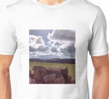 Harewood Dale View North York Moors Unisex T-Shirt