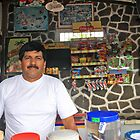 Snack Stand by Sue  Cullumber