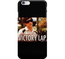 Victory Lap iPhone Case/Skin