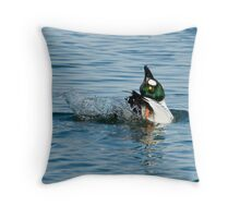 """""""Don't Mess with Me!"""" Throw Pillow"""