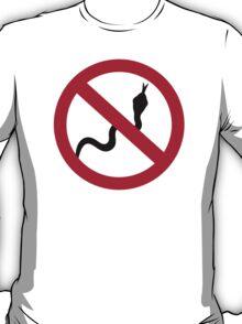 No snakes T-Shirt