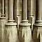 Gothic Pillars by Orla Cahill