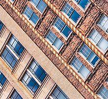 Blocks - Asheville, North Carolina Architecture by Mark Tisdale
