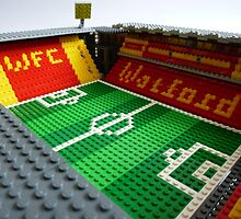 Vicarage Road by brickstand