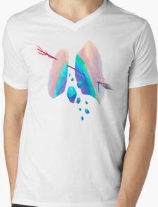 New world Mens V-Neck T-Shirt