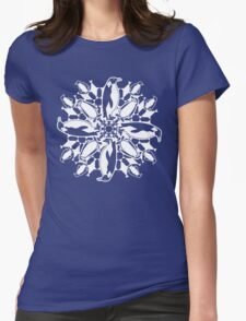 Penguin ZOOFLAKE Womens Fitted T-Shirt