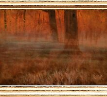 """Early Morning in Georgia"" ... with a canvas and framed presentation, for prints and products by © Bob Hall"