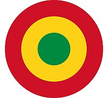 Mali Air Force - Roundel Photographic Print