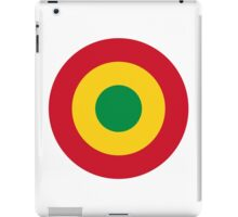 Mali Air Force - Roundel iPad Case/Skin