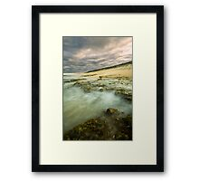 The Untouched Framed Print