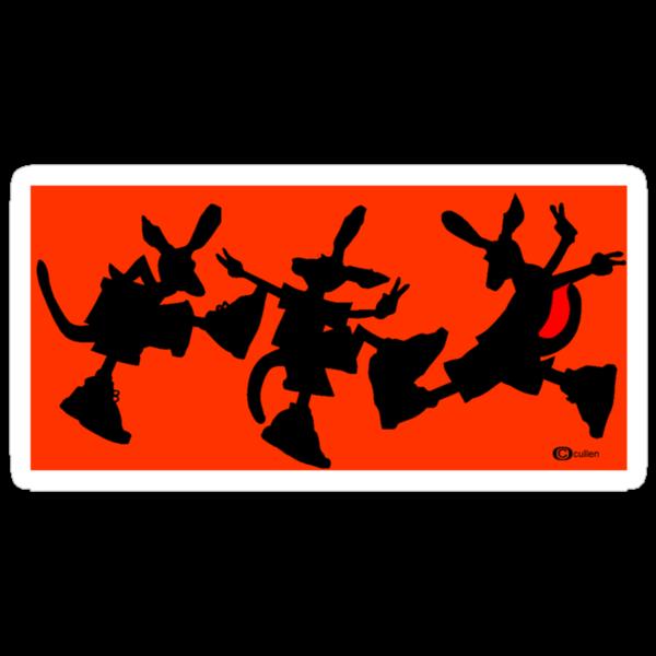 DANCE ROOOOOTEEN by wick