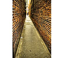 Fan Tan Alley Photographic Print