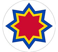 Moldovan Air Force - Roundel Photographic Print