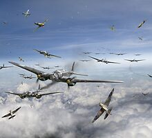 Battle of Britain Day by Gary Eason + Flight Artworks