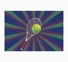 Tennis Ball and Racket 2 Kids Clothes