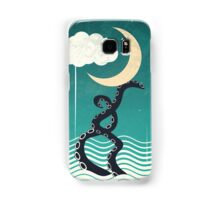 The octopus and the sea II (a lullaby) Samsung Galaxy Case/Skin