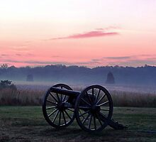 Early Morning on the Chambersburg Pike by Mike Griffiths