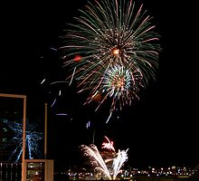 New Years Eve Fireworks 3 by orianne