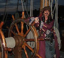Captain Jack Schitt- Pirate King by FritzFitton