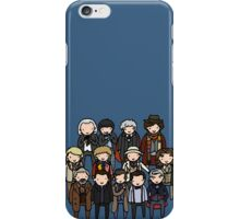 Two hearts, thirteen lives iPhone Case/Skin