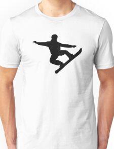 Freestyle snowboarding Unisex T-Shirt