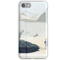 John Ross, A Voyage of Discovery … enquiring into the possibility of a North-West Passage. London, 1819 iPhone Case/Skin
