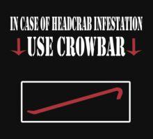 Half Life - Crowbar by Balugix