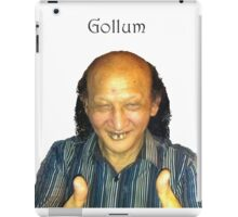Hong Kong LKF Gollum iPad Case/Skin