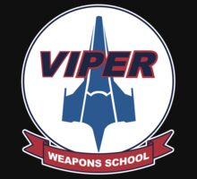 Viper Weapons School by superiorgraphix