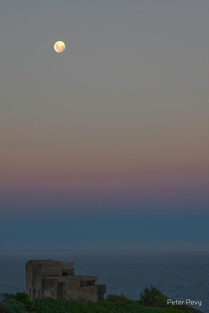 Gunner Moon by Peter Pevy