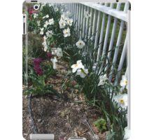 Spring Narcissus iPad Case/Skin