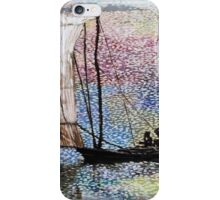 Where all the fishes are. iPhone Case/Skin