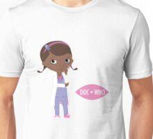 Doc Who Unisex T-Shirt