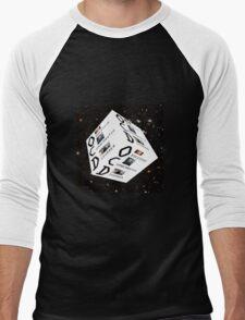 Obsessive Cumberbatch Disorder Men's Baseball ¾ T-Shirt