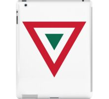 Mexican Air Force - Roundel iPad Case/Skin