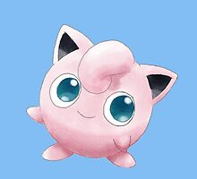 jigglypuff by NAAY