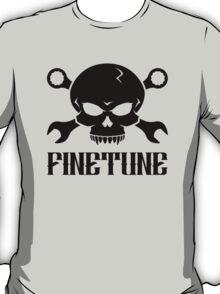 Skull 'n' Tools 2 - Finetune (black) T-Shirt