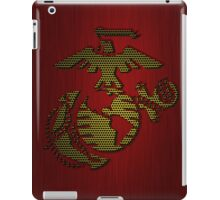 Android Marine Patch iPad Case/Skin