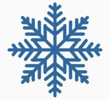 Snowflake ice Kids Tee