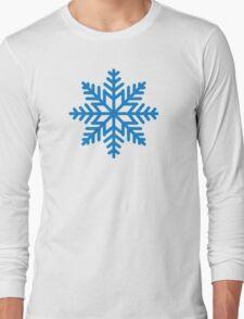 Snowflake ice Long Sleeve T-Shirt