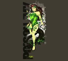 Poison Ivy 3D World Womens Fitted T-Shirt