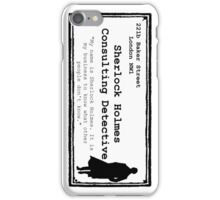 Consulting iPhone Case/Skin