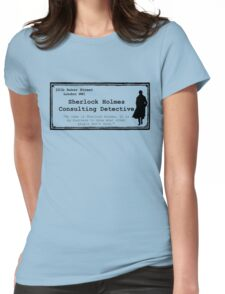 Consulting Womens Fitted T-Shirt