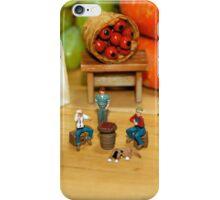 Ye Olde Farmer's Market iPhone Case/Skin
