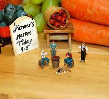 Ye Olde Farmer's Market by Tara Fisher