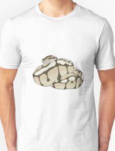 Ball Python : Lesser Bee : Snake Cake Unisex T-Shirt
