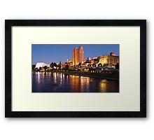 Adelaide, Australia Framed Print