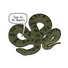 My Anaconda Don't by Hannah Ward
