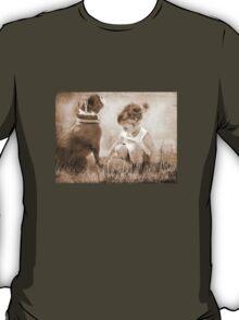 A Touch of Grass T-Shirt