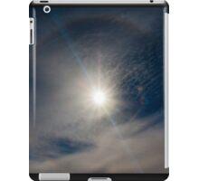 Sun Halo iPad Case/Skin